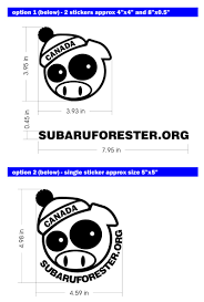 subaru forester decals subaruforester org decals stickers page 12 subaru forester