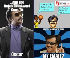 Superstar Meme - rajnikanth has always been a favourite of socialmedia memes