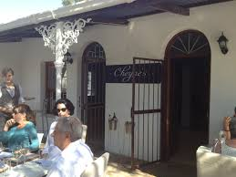 cheyne u0027s a fusion of south african and australasian cuisine
