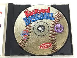 backyard baseball cd rom windows 98 windows 95 u2013 vintechexpress