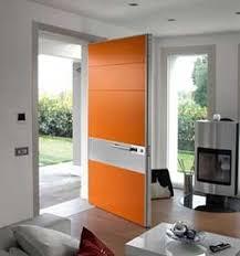 Interior Doors Ontario Solid Fiberglass Modern Contemporary Front Entry Door In Milton