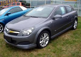 view of opel astra gtc 1 6 photos video features and tuning of
