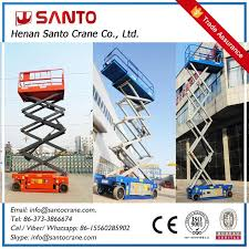 Hydraulic Scissor Lift Table by China Electric Hydraulic Scissor Lift Table Working Platform Self