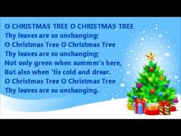 Decorate Christmas Tree Song by O Christmas Tree Christmas Carol Vocals Song Lyrics From