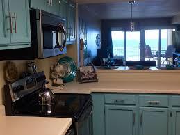 Kitchen 428 by Best Location Overlooks Beach Ocean U0026 Pool Vrbo