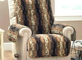 furniture amazing leopard print chair and ottoman zebra print