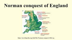 Hastings England Map by Norman Conquest Of England Youtube