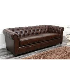 Abbyson Leather Sofa Reviews Complement All The Wood And Metal Of An Industrial Space With A