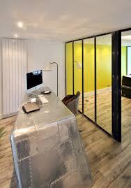 bureau loft industriel loft industriel decoration bureau aviator agence avous agence