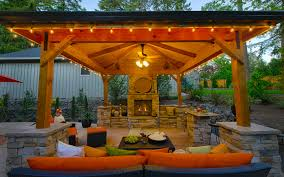 Outdoor Livingroom 20 Gazebos In Outdoor Living Spaces Paradise Restored Landscaping
