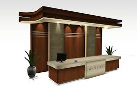 Reception Desk Furniture Second Marketplace Grand Reception Desk Furniture Lobby