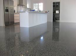 concrete flooring options high n shine concrete