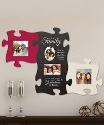 idea for christmas party paint puzzle pieces use kids puzzles