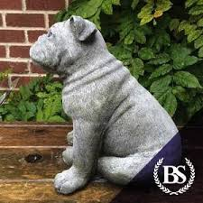 bulldog garden ornament mould brightstone moulds