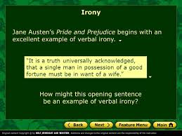 symbolism allegory irony verbal irony situational irony dramatic