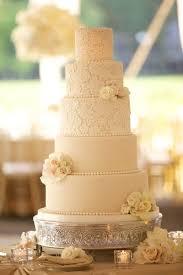 cakes u0026 desserts photos lace wedding cake inside weddings