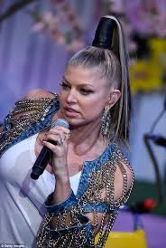 fergie earrings fergie s msgm coat