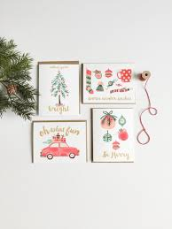 22 gorgeous hand painted holiday cards brit co