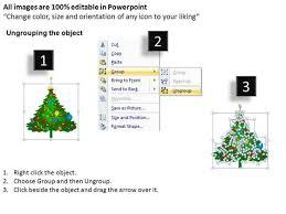 powerpoint presentation mas tree merry christmas ppt design
