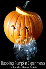 Halloween Bubble Lights by Preschool Powol Packets