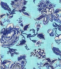 home decor print fabric williamsburg persiana porcelain joann