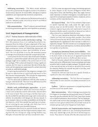 section 3 current uses hazardous materials transportation risk