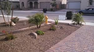 Arizona Landscape Ideas by Arizona Front Yard Landscape Design