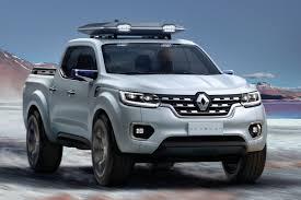 renault alaskan 2017 renault alaskan pick up truck concept unveiled frankfurt debut