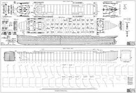 Simple Model Boat Plans Free by Titanic Model