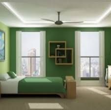 home design deluxe green bedroom ideas in modern style with cream