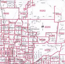 Map Phoenix Arizona by Usps Zip Code Map Phoenix Arizona Pictures