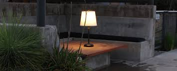 Battery Operated Outdoor Light - modern lantern battery operated table lamps the rechargeable lamp