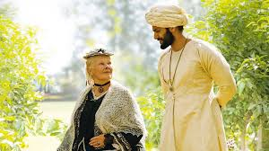 queen film details victoria abdul review judi dench once again plays queen victoria