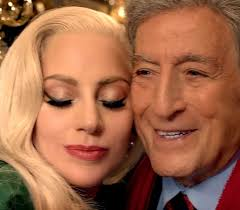 commercial lady gaga barnes and noble watch lady gaga tony bennett duet in christmas barnes noble