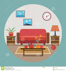 livingroom cartoon living room illustration google search house illustrations