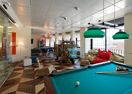google office playroom google office in milan