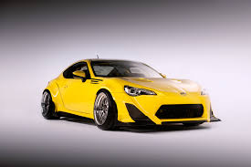 frs scion modified trd frs