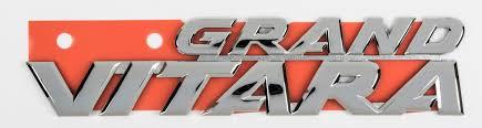 suzuki emblem genuine suzuki emblem type 5 grand vitara jb424 77841 65j30 0pg