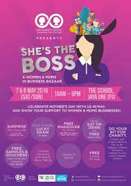 8 things to check out at she u0027s the boss a women u0026 moms in biz bazaar