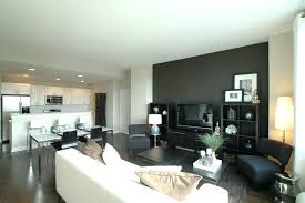 dark gray wall paint accent wall colors for living room beautiful purple accent wall in