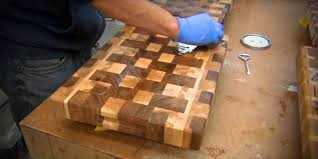 scrap wood how to make a cutting board from scrap wood
