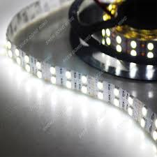flexible led lighting film double row 5050 led strip 120 leds m 5m 12v no waterproof led ribbon
