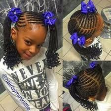 Braided Hairstyles With Weave Kids Braided Hairstyles Cute Styles For Little Girls Pinterest