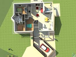 plan de maison 3 chambres salon maison 3 chambres top maison