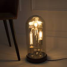 eclectic edison table lamp u2013 shropshire design