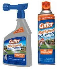 Cutter Bug Free Backyard Shop Cutter Dry Mosquito 4 Oz Insect Repellent At Lowes Com