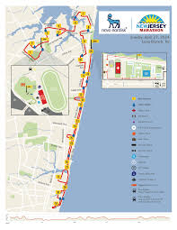 Nyc Marathon Route Map New Jersey Marathon Archives Entirely Amelia