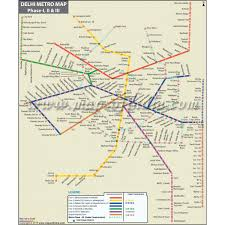 Bahadurgarh Metro Map by Delhi Metro Wiring Diagram
