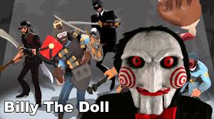 Team Fortress 2 Halloween Costumes Freak Fortress 2 Soundtrack Billy Doll