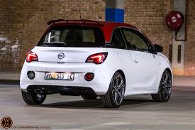 opel adam 2016 blog chris wall media